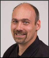 Senior Karate Instructor George Donovan